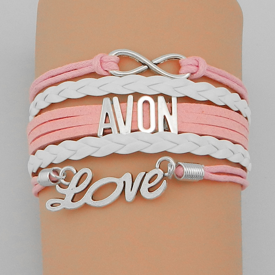 Drop shipping infinity love avon bracelet custom for Drop shipping jewelry business