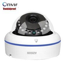 Vandalproof 2.8/3.6mm wide angle Onvif P2P 720P/960P/1080P IP Camera HI3518EV200/Hi3516CV300 Processor IR Night Vision mobile