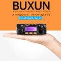Mini rádio do carro BUXUN KS-5800 rádio em dois sentidos 136-174/400-480 MHz dual band transicever móvel walkie talkie