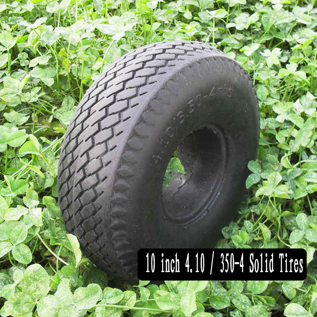 где купить Electric cars, Karts,Scooters,Elderly scooter Solid Tires 10 inch 4.10/350-4 or 400 -4 дешево