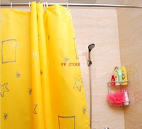 Bathroom Shower Curtains Water Proof Thickening Bath Curtain Never Fade Travel In The Sea
