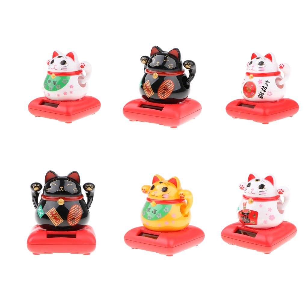 Dancing Squirrel Swing Hand Animal Figure Solar Science Toys Home Car Decor