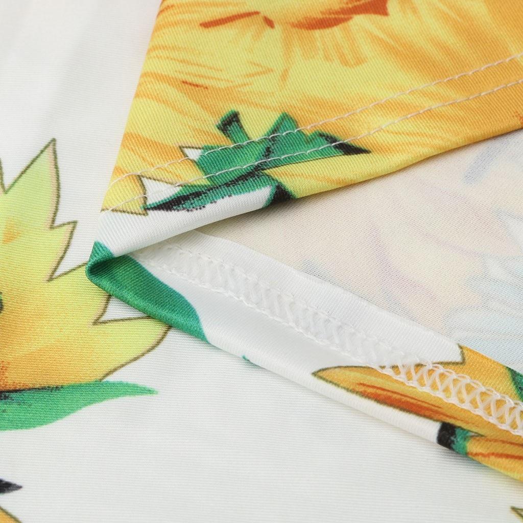 HTB1D.BeV9zqK1RjSZFjq6zlCFXaG Sexy Womens Sunflower Summer Bodycon Dress Sleeveless Printed Holiday Party Short Mini Dresses Ruffle Summer Dress 2019 Vestido