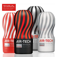 Japan Original Tenga Air tech Suction Male Masturbator Pussy Cup Soft Real Pussy Vagina Sex Toys For Men Artificial Vagina