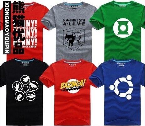 New The Big Bang Theory Bazinga Sheldon Cooper Symbol Geek Fitness