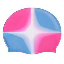 Взрослый защита для ушей силиконовые купальные шапочки резиновые Плавание ming Водонепроницаемая шапка Плавание крышка аксессуары для плавания
