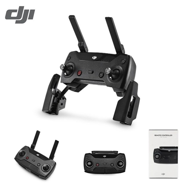 5c078f1607e DJI Spark Remote Controller Transmitter 2km DJI Controller Video  Transmission Range/2.5h Operation Time RC Remote Controller