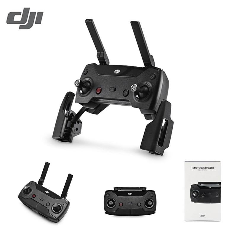 DJI Spark пульт дистанционного управления передатчик 2 км DJI контроллер дальность передачи видео/2,5 h Управление время RC пульт дистанционного уп...