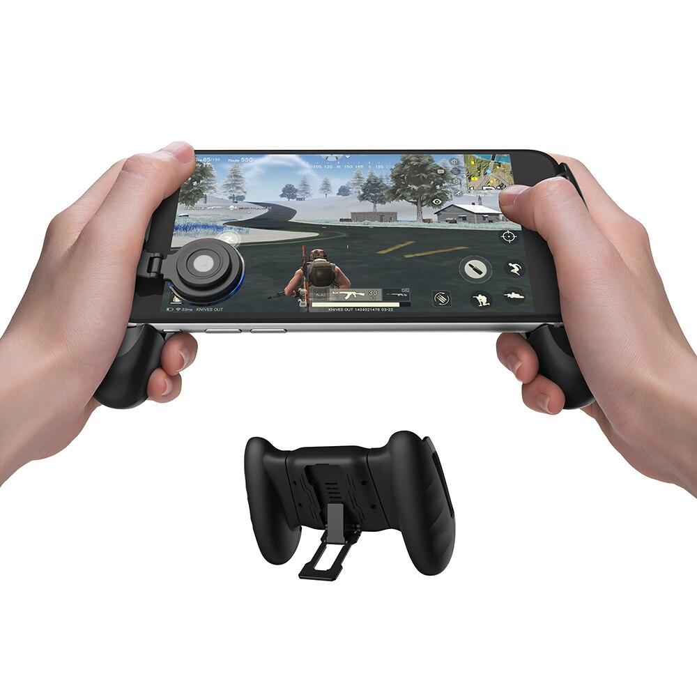 Gamesir F1 Gamepad Game controller Telefon Analog Joystick Grip für Alle Android & iOS SmartPhone Spielen PUBG-Wie, FPS Spiele