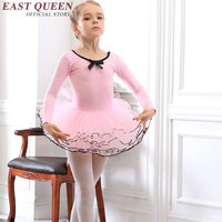 Gymnastics Leotard For Girls Child Leotard Gymnastic Dress Kids Ballet Dresses For Girls DD236 C