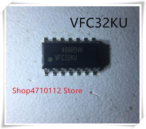 NEW 10PCS LOT VFC32 VFC32KU SOP 14 IC