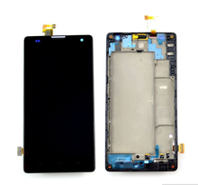 5 0 For Huawei Honor 3C G740 LCD Assembly Full New LCD Display Touch Screen Assembly