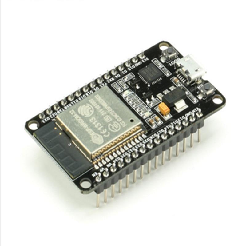 1 pcs ESP32 Développement Conseil WiFi + Bluetooth Ultra-Faible Consommation D'énergie Dual Core ESP-32 ESP-32S ESP 32 Similaire ESP8266