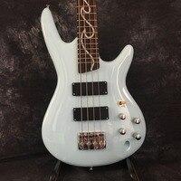 Custom shop бас электрогитара, палисандр, 4 бас гитара, реальные изображения!