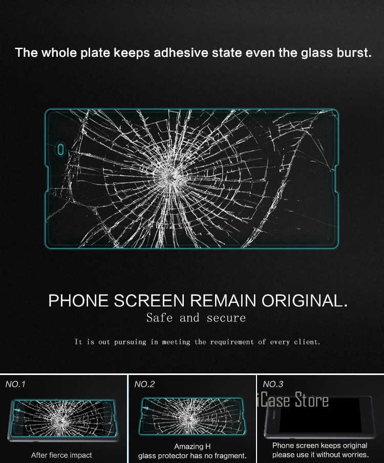 قسط hd 9 h 2.5d الزجاج المقسى حامي الشاشة لسوني اريكسون z z1 z2 z3 z3 z4 z5 المدمجة البسيطة sklo فيلم حالة تغطية