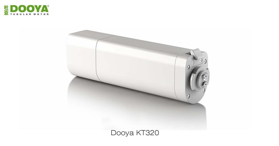Original Dooya Super Quiet Electric Curtain Track for Xiaomi aqara motor, Dooya Automatic Curtain Rail System, Smart Home-2