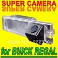 Para Regal Excelle Car back up rear view Camera reversa estacionamento com Guia de Linha à prova d' água câmera luz de placa