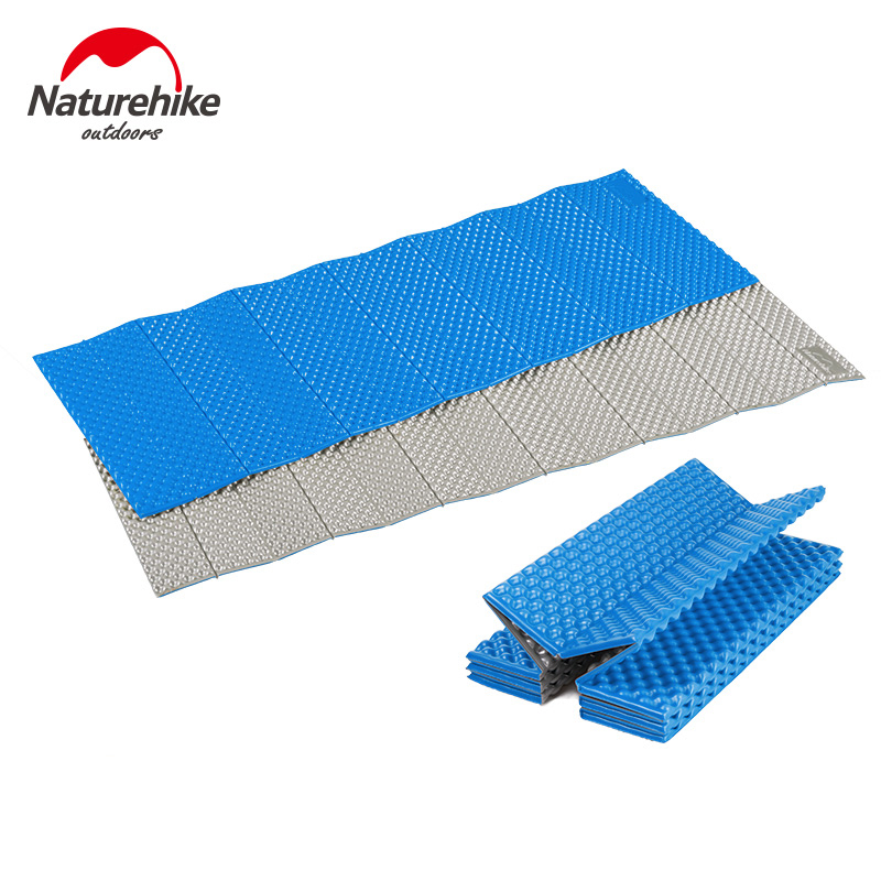 Naturehike Outdoor Camping Egg Slot Mat Ultralight Moistureproof - Leirintä ja vaellus