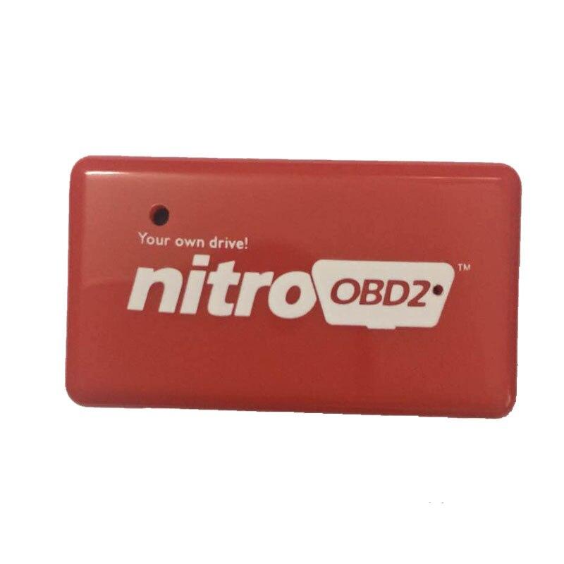 Newest original economy ecoobd2 chip tuning box blue color for 2 5 box auto