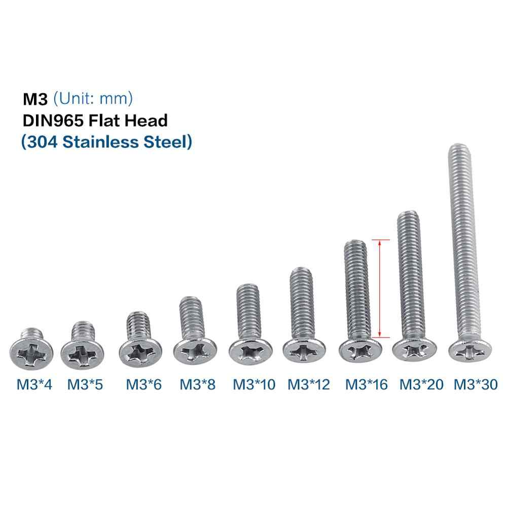 mms734426 MM Spezial perforaci/ón tornillos plata 100/unidades