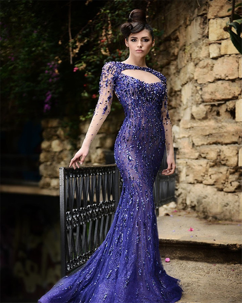 Online Get Cheap Purple Evening Gowns 2016 -Aliexpress.com ...