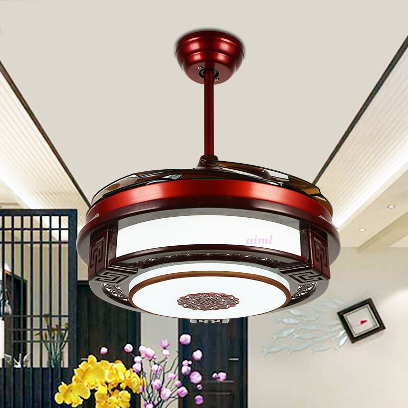 Ceiling fans lamp led 42 inch 108cm frequency conversion motor wood ceiling fans lamp led 42 inch 108cm frequency conversion motor wood traditional ceiling fan light dimmer remote control in ceiling fans from lights aloadofball Gallery