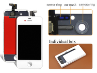 Alibaba China Highscreen 30pcs Lot Lcd Display Touch Screen Digitizer Assembly Replacement For Iphone 4 4s