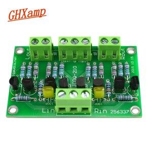 Image 1 - GHXAMP المضخم العازلة Preamp 2SK246/2SJ103 C2240/A970 ل مشغل أقراص مضغوطة مكبر للصوت استخدام