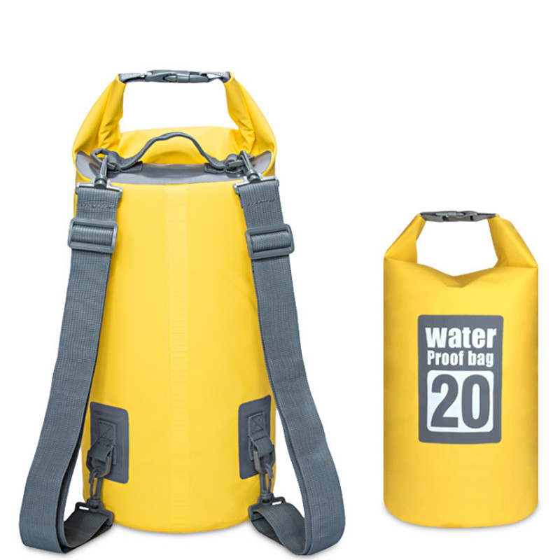 2L//5L//10L//15L Waterproof Heavy Duty Dry Bag Storage Sack Pack Summer Beach Sport