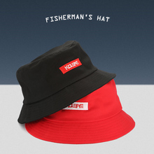 KDEAM Panama Bucket Hat Men Women Summer Cap Solid color Bob Hip Hop Gorros Fishing Fisherman G0192