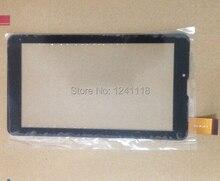 """Nueva pantalla Táctil Del Digitizador Para 7 """"ostras T7v/T72/T72ER 3G Tablet panel Táctil reemplazo Del Sensor de Cristal Envío Gratis"""