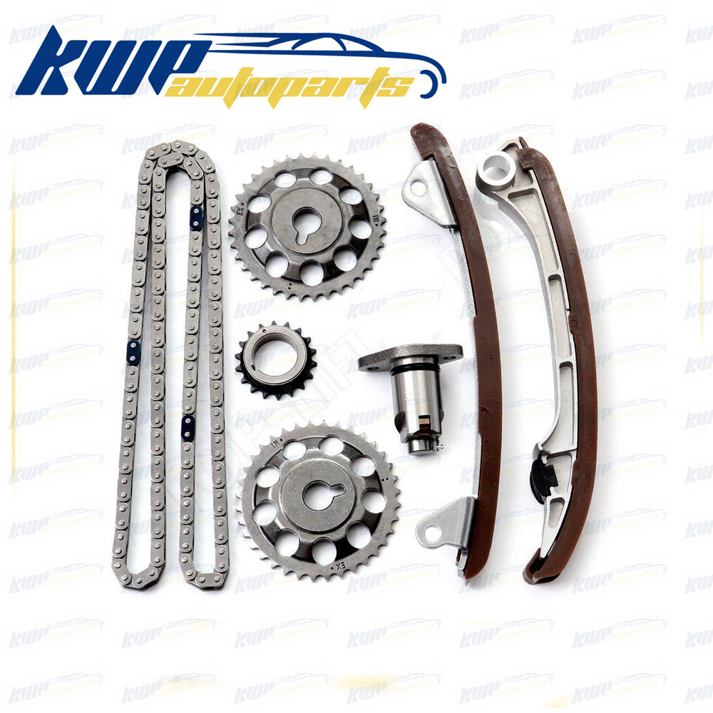 Timing Chain Kit Fits for Pontiac Toyota Corolla Vibe GT Celica GT 1.8 L 2ZZGE Timing Chain Kit Fits for Pontiac Toyota Corolla Vibe GT Celica GT 1.8 L 2ZZGE
