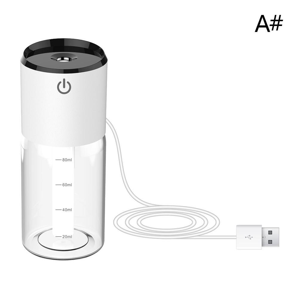 Aromatherapy Humidifier Usb Mini Air Purifier Hydrating Atomization Multifunction
