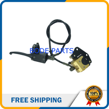 Sale free shipping Hydraulic Front Disc Brake Caliper System&Pads for Motorbike Motorcycle Dirt Pit Bike DS-135