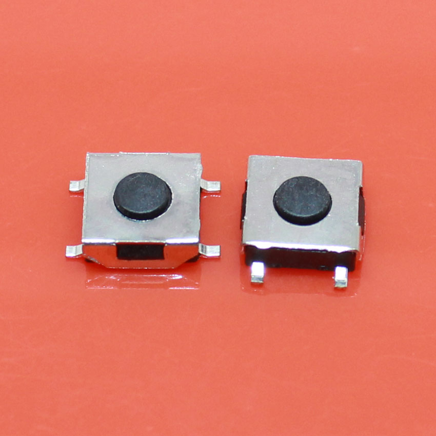 cltgxdd AJ-112 Notebooks Tablet 6*6*2.5 mm Push Switch Button 4SMD Laptop Touch Button Switch for Asus Lenovo notebook