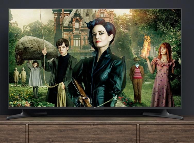 Wifi 1080p 65 pouces 75 pouces Smart TV Mi télévision Led TV Lcd 4A vrai 4K Ultra HD télévision Led