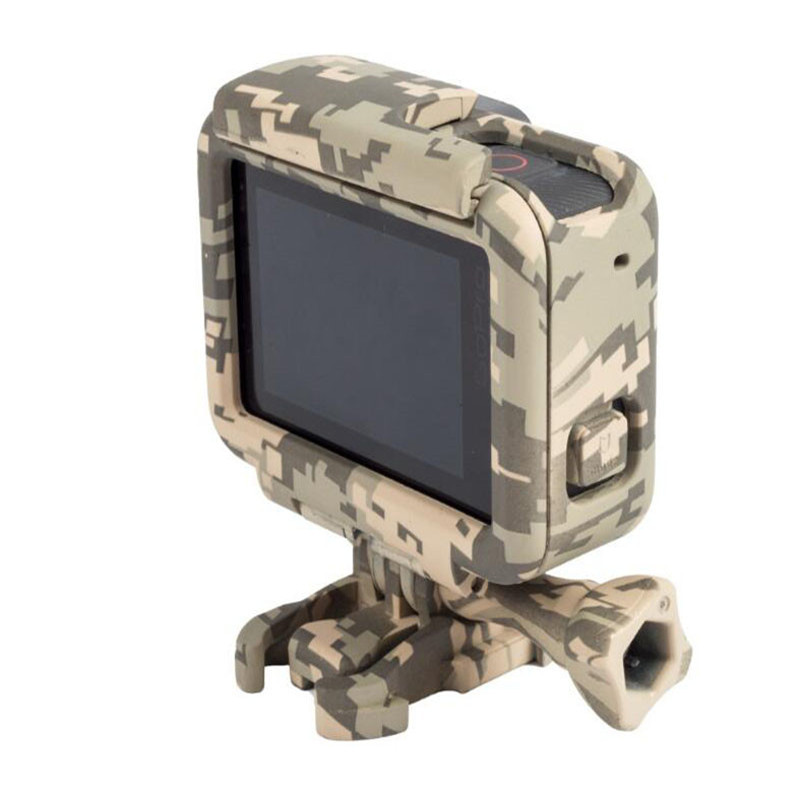 Best buy ) }}Camouflage Protective Housing Case for GoPro Hero