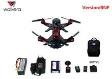 Pelari 250 Muka Drone Walkera 5.8G FPV Sistem GPS dengan HD Kamera Balap versi Quadcopter BNF