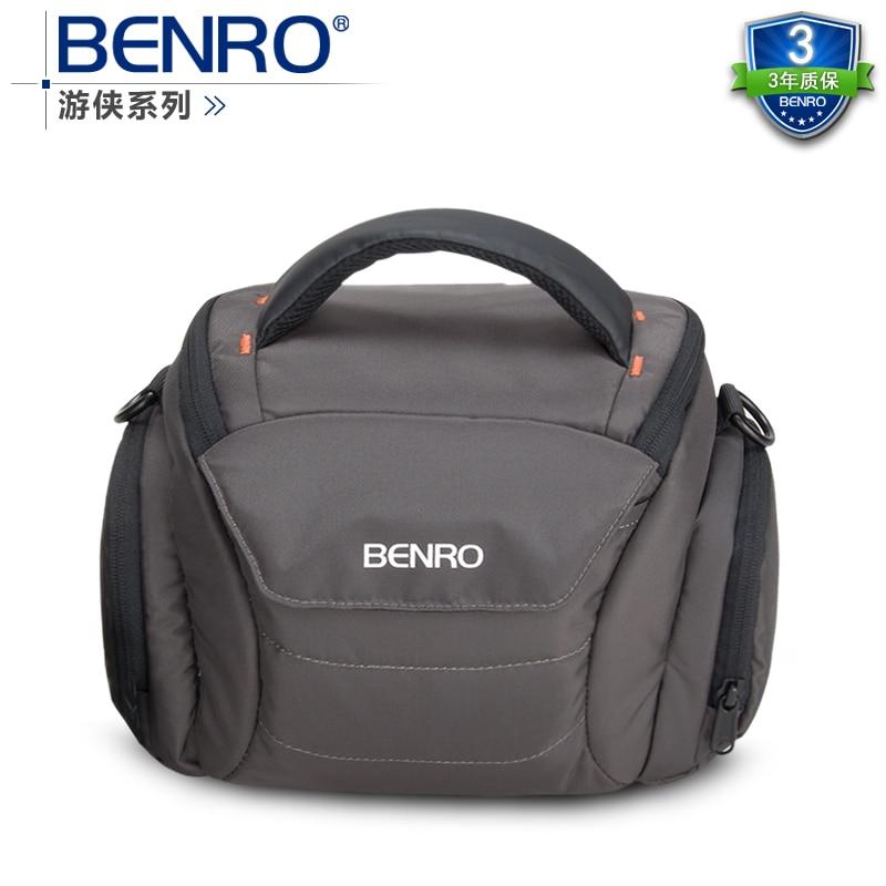Benro paradise ranger s10 one shoulder professional camera bag slr camera bag rain cover пудры иллозур пудра компактная enlumeneur safari тон naturel