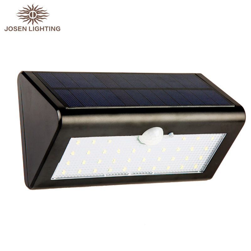 Waterproof Led Solar Light Outdoor Garden Lampada Solar Lamp Outdoor  Lighting Solar Garden Light Street Light Wall Sconce