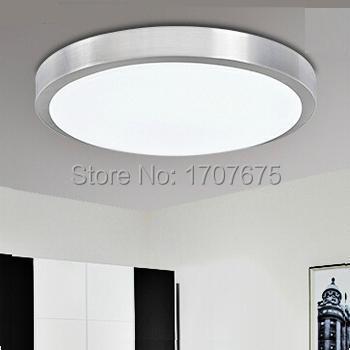Modern Brief Singlelayer Aluminium Dome