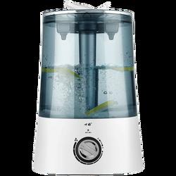 7L Aria Umidificatore Filtro Camera Da Letto Muto Donna Incinta Del Bambino di Alta Capacità Facile da Pulire 360 Gradi di Rotazione