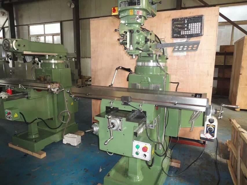 M4 Milling Machine