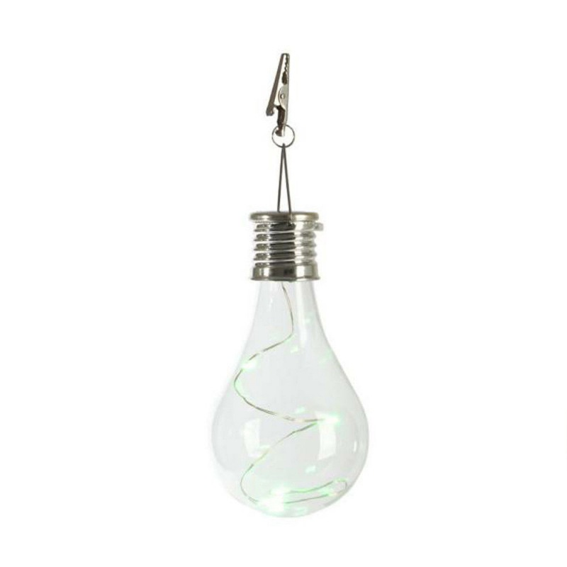 Outdoor Solar Hanging Lamp Lawn Garden Emergency Waterproof Energy Saving Colorful Bulbs Decorative Lights LED