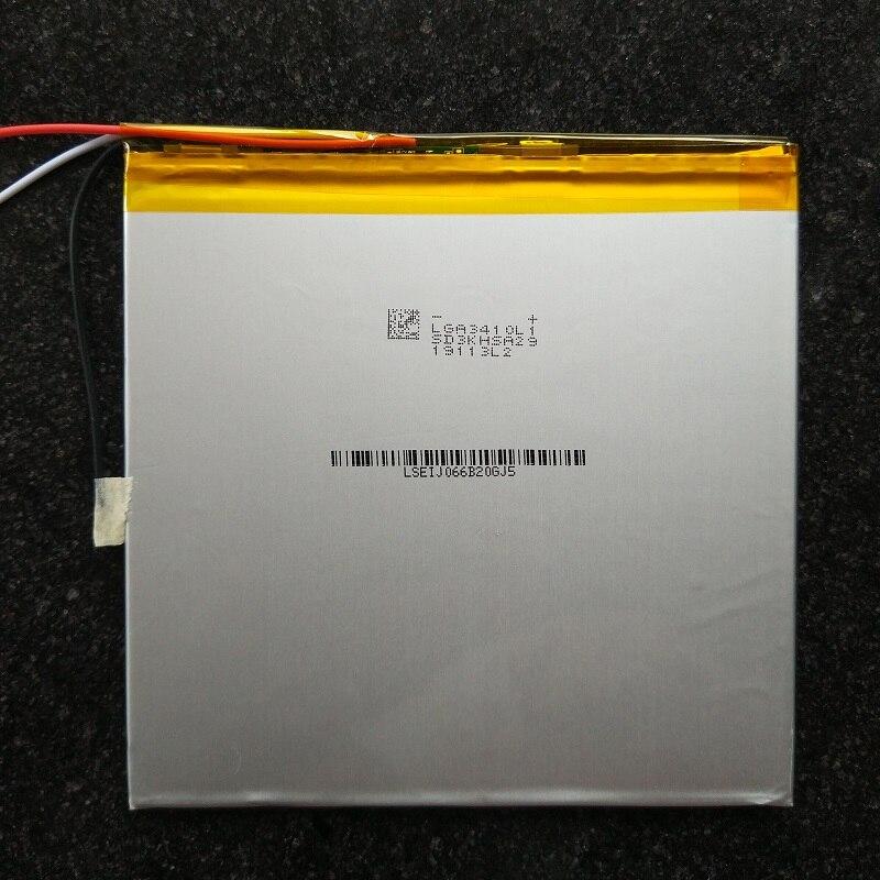 Batterie pour Teclast A80H A80HD A80S A80se X80H X80HD X80 Plus & Pro & Power tablette PC nouveau Li polymère Rechargeable remplacement 3.7V