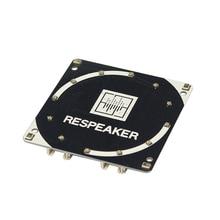 Per ReSpeaker 4 Mic Array per Raspberry Pi 4B/3B +