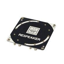 ReSpeaker ため 4 Mic 配列ラズベリーパイ 4B/3B +