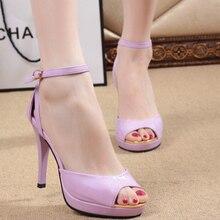 Fashion 2016 summer open toe style women's sandal shoes 4 colors choice 45