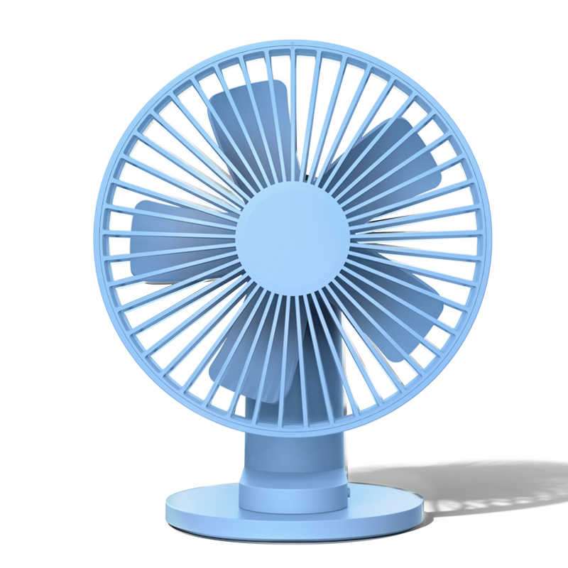Youpin VH Original 4,5 W 2 In 1 Clip-auf Tabelle Desktop USB Fan 90 Drehbare 3 Modi Wind geschwindigkeit Lüfter für Sommer Büro