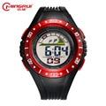 MINGRUI Top Shock Resistant Digital Watch Men Watch Waterproof Silicone Sport Watches Alarm Luminous LED Watch Hour reloj hombre